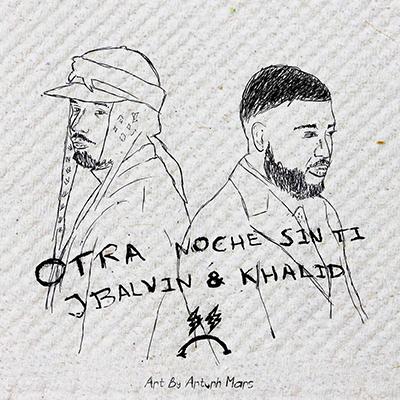 J. Balvin ft. Khalid - Otra Noche Sin Ti